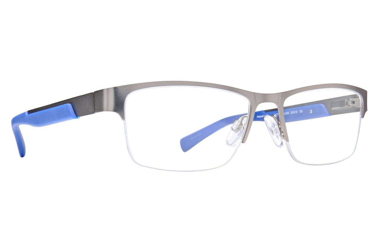 Kenneth Cole Reaction KC0772 Eyeglasses - Gray