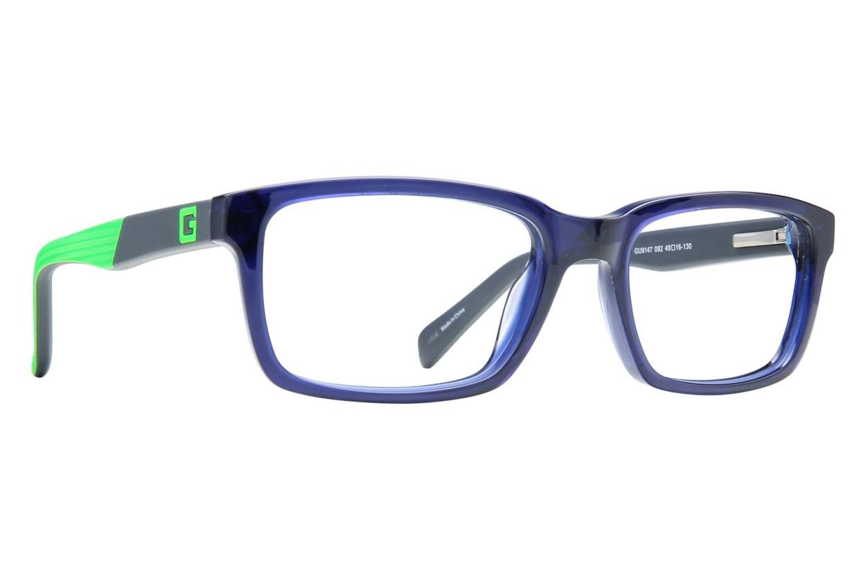 GUESS GU 9147 Eyeglasses - Blue