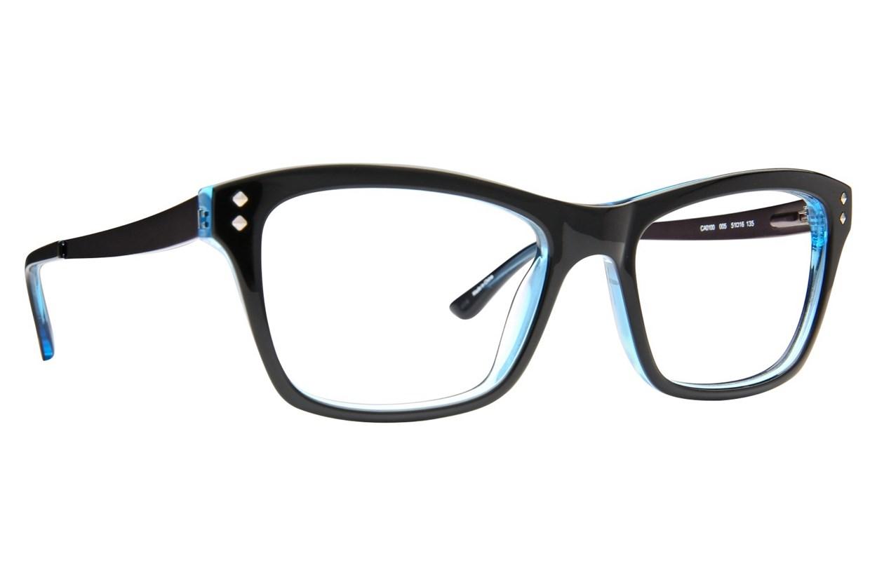 Candie's CA0100 Eyeglasses - Black