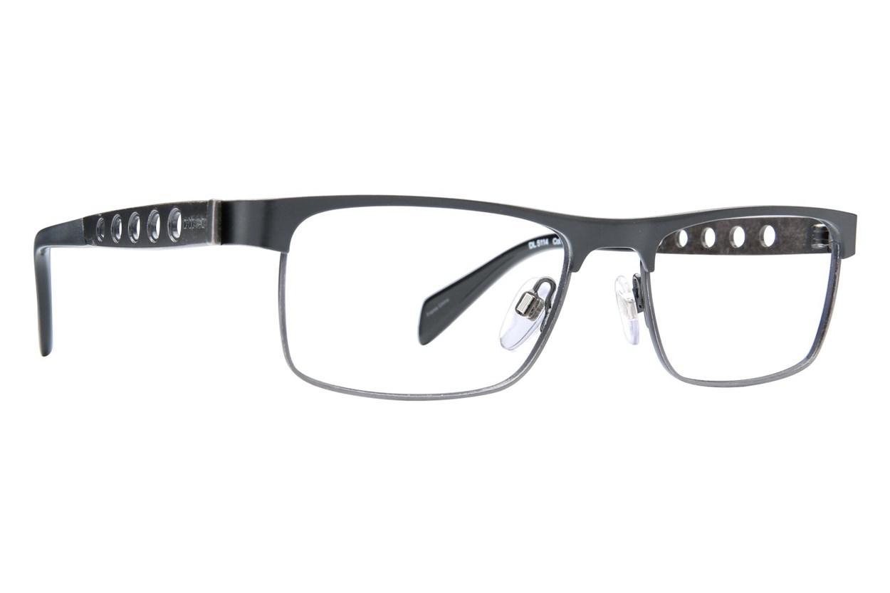 Diesel DL 5114 Eyeglasses - Black