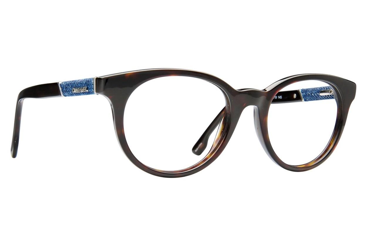 Diesel DL 5156 Eyeglasses - Tortoise