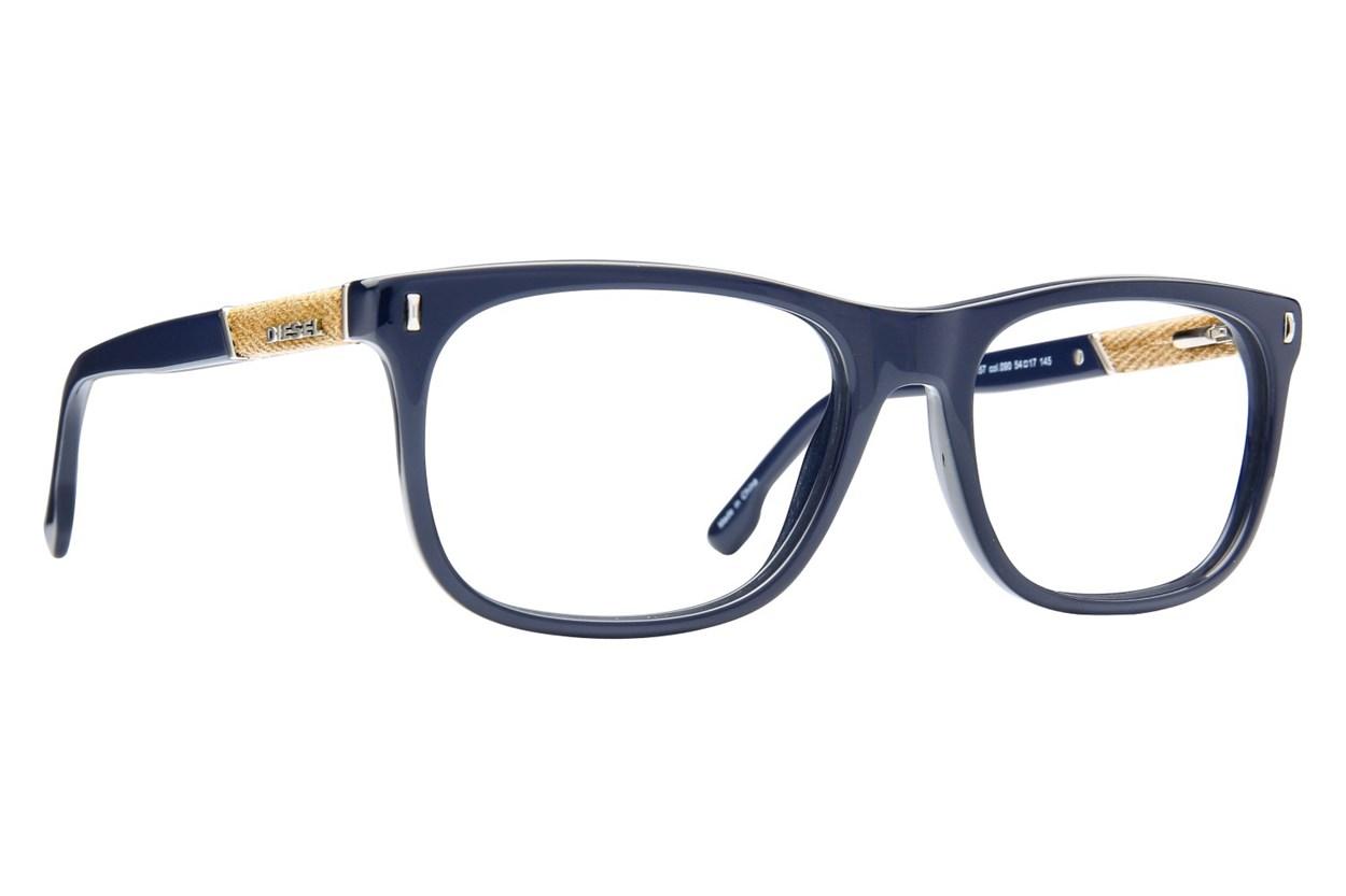 Diesel DL 5157 Eyeglasses - Blue