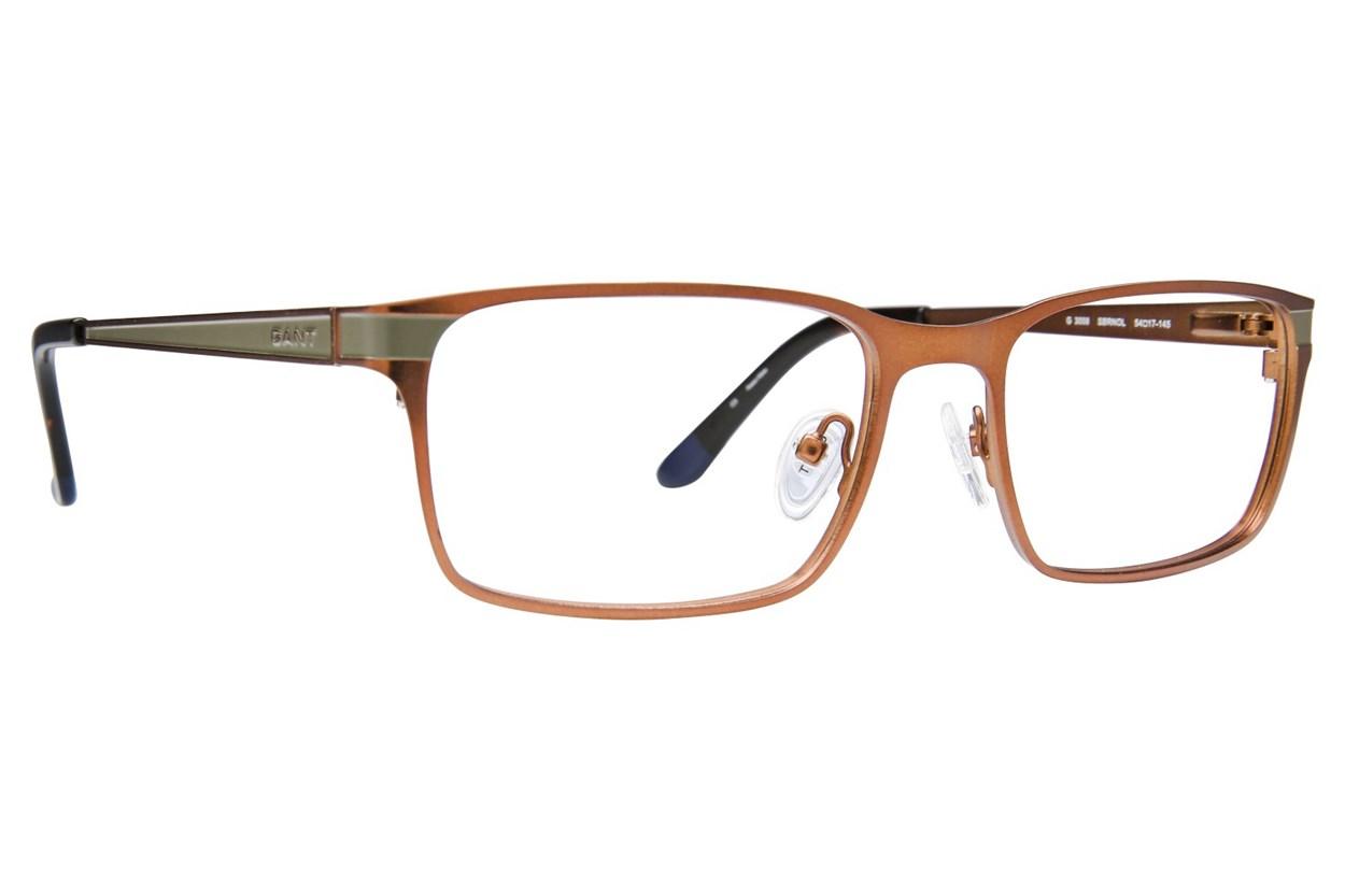 Gant GA3008 Eyeglasses - Brown