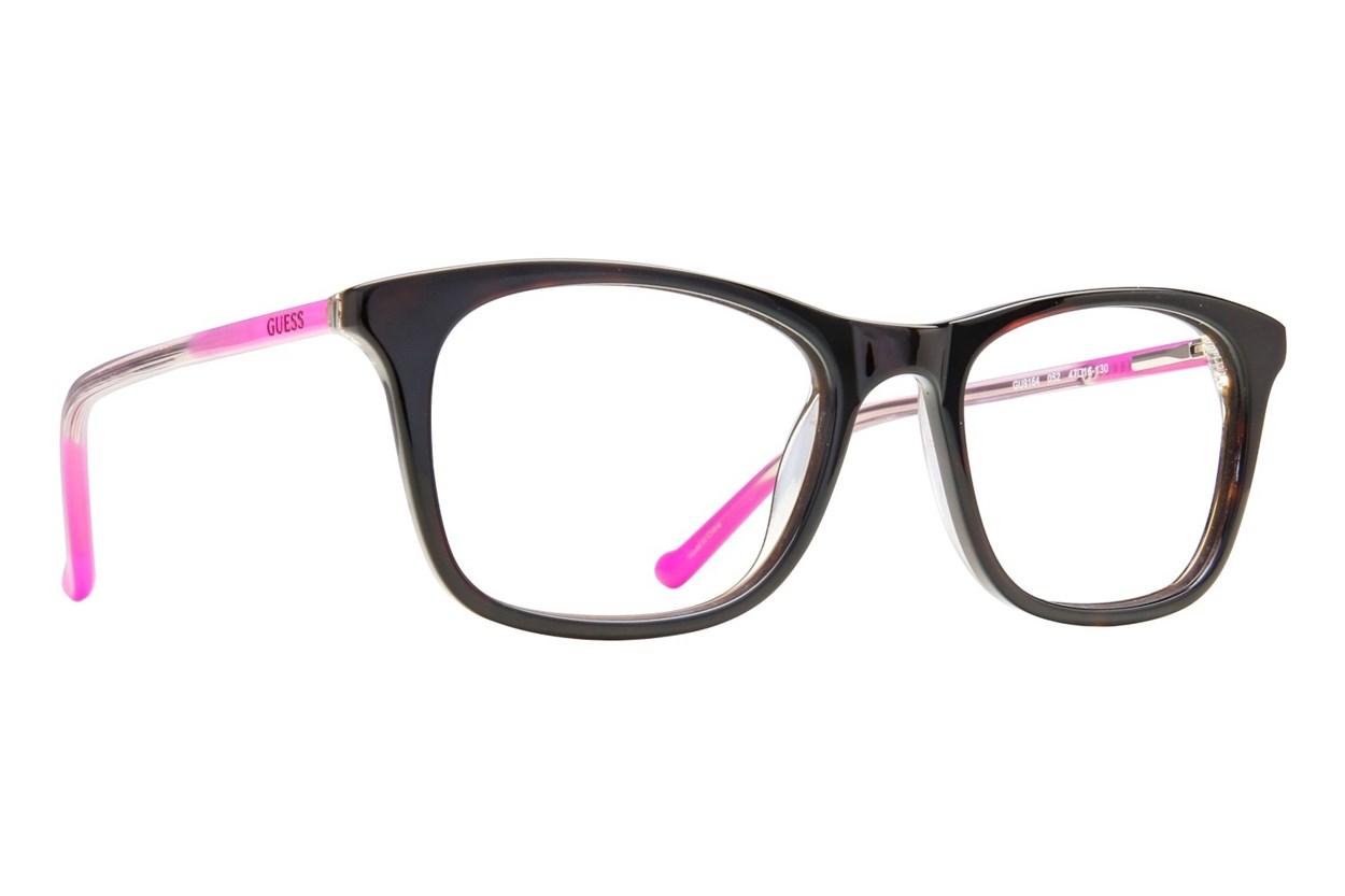 GUESS GU 9164 Eyeglasses - Tortoise