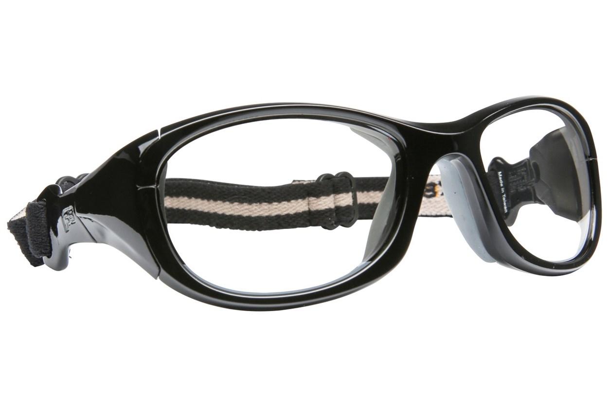 Rec Specs All Pro Goggle Eyeglasses - Black