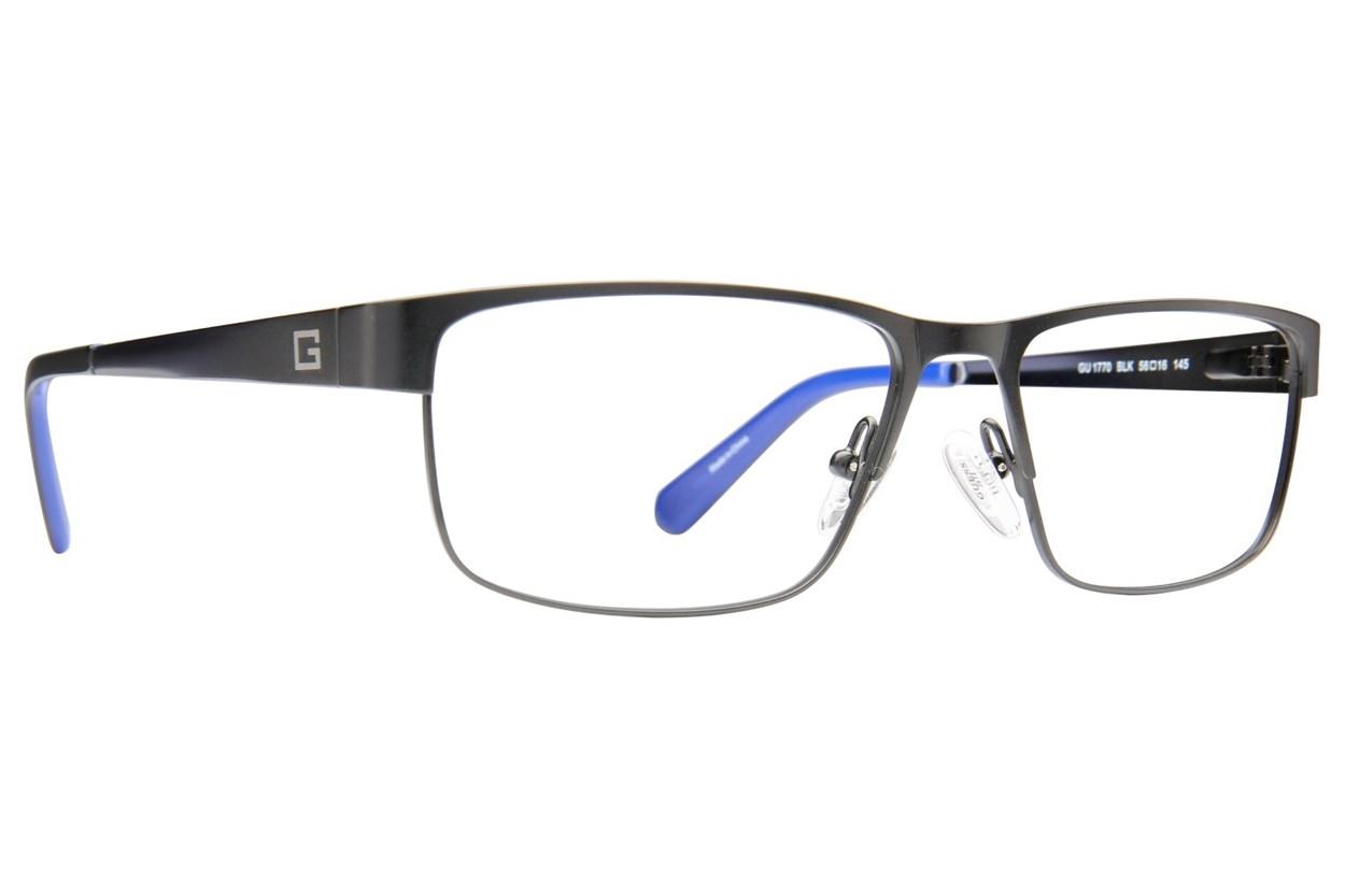 GUESS GU 1770 Eyeglasses - Black