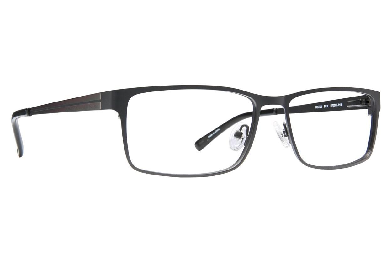 Harley Davidson HD 722 Eyeglasses - Black