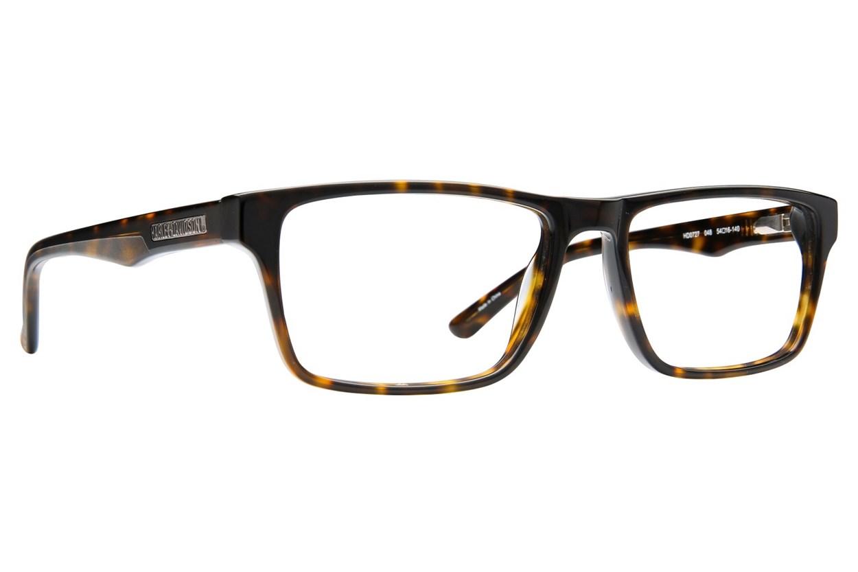 Harley Davidson HD 727 Eyeglasses - Brown