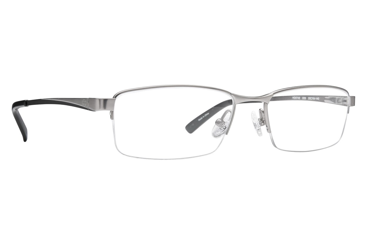 Harley Davidson HD 748 Eyeglasses - Gray