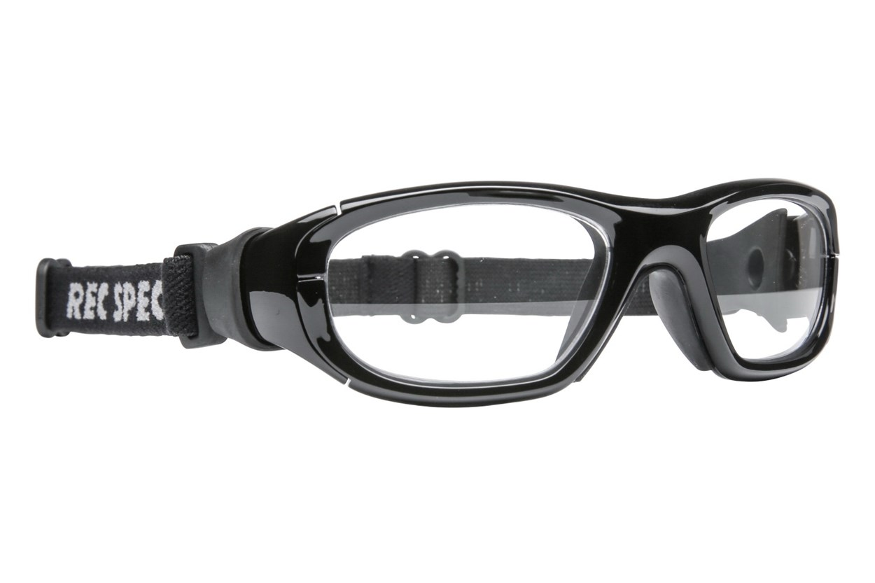 Rec Specs Maxx 21 Eyeglasses - Black
