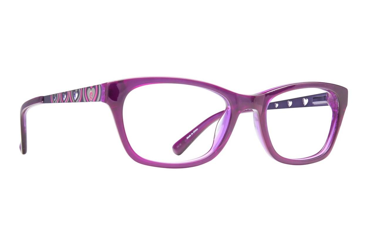Skechers SE 1601 Eyeglasses - Purple