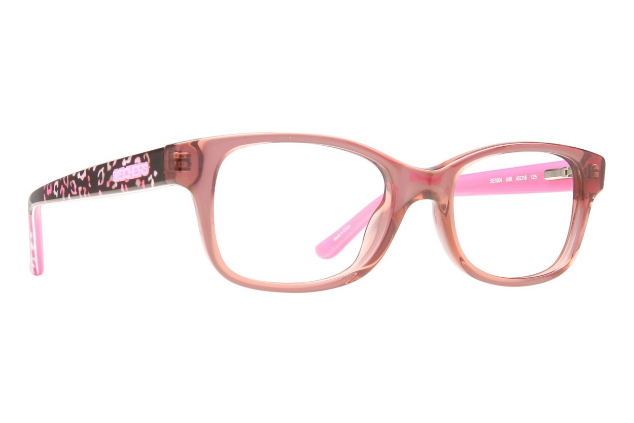Skechers SE 1604 Eyeglasses - Brown