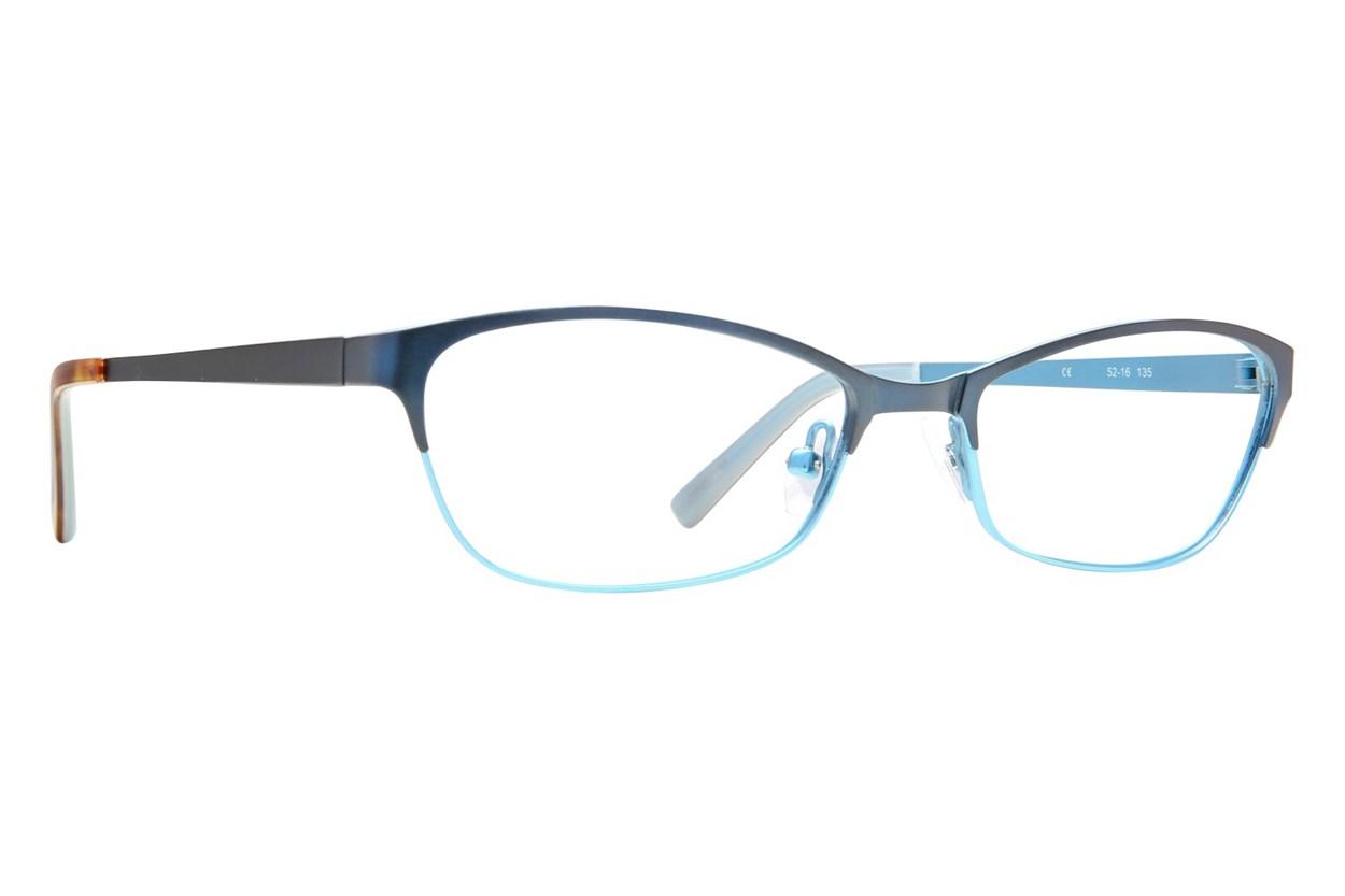 Flextra 2100 Eyeglasses - Blue