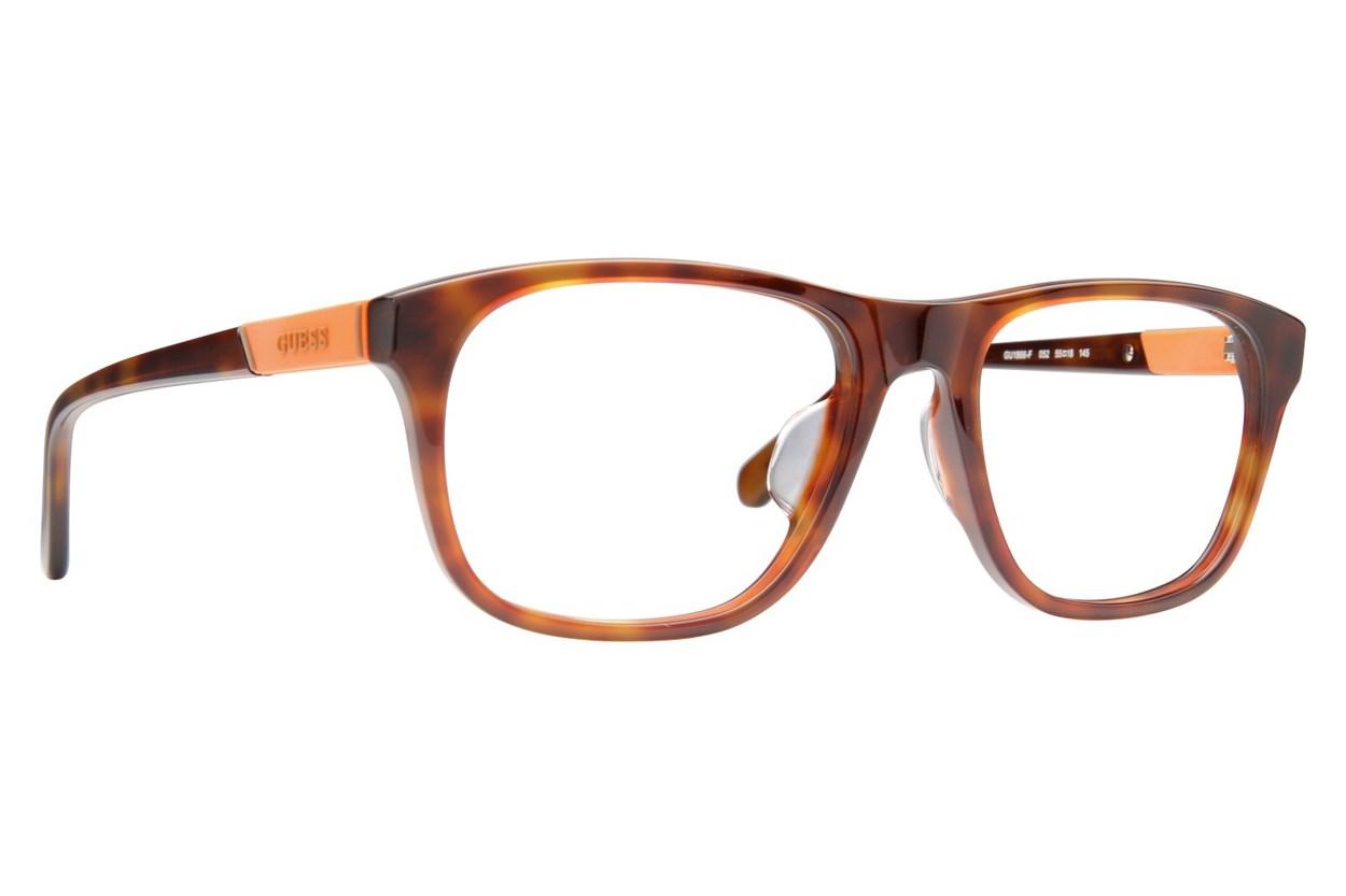 GUESS GU 1866-F Eyeglasses - Tortoise