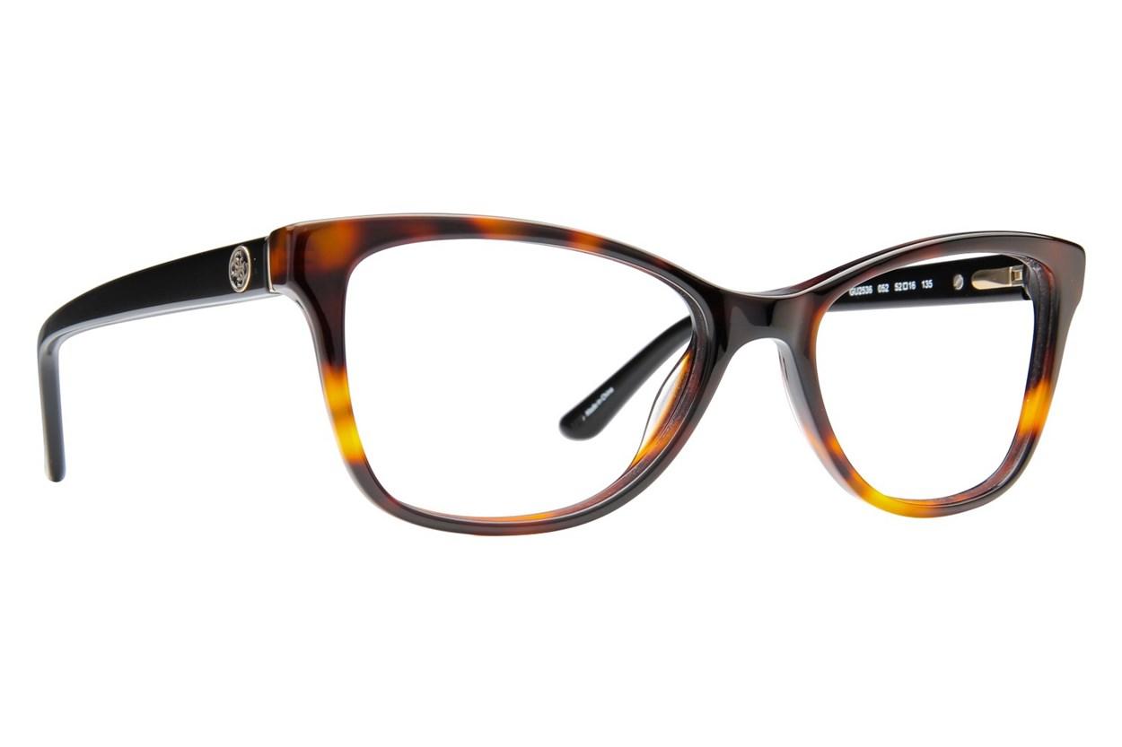 GUESS GU 2536 Eyeglasses - Tortoise