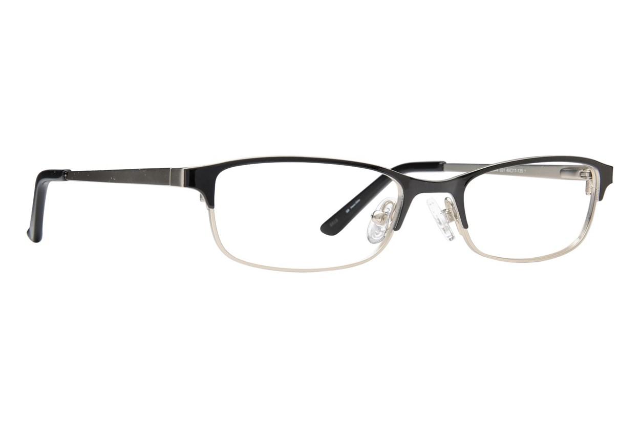 GUESS GU 2544 Eyeglasses - Black