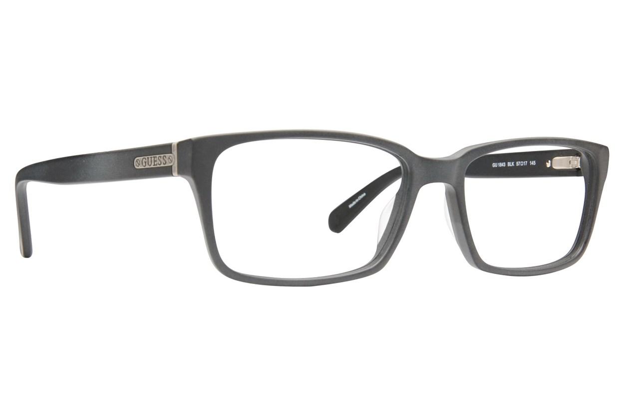 GUESS GU 1843 Eyeglasses - Black