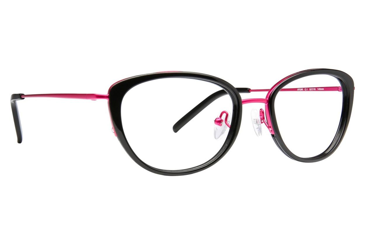 TC Charton Ayumi Eyeglasses - Black