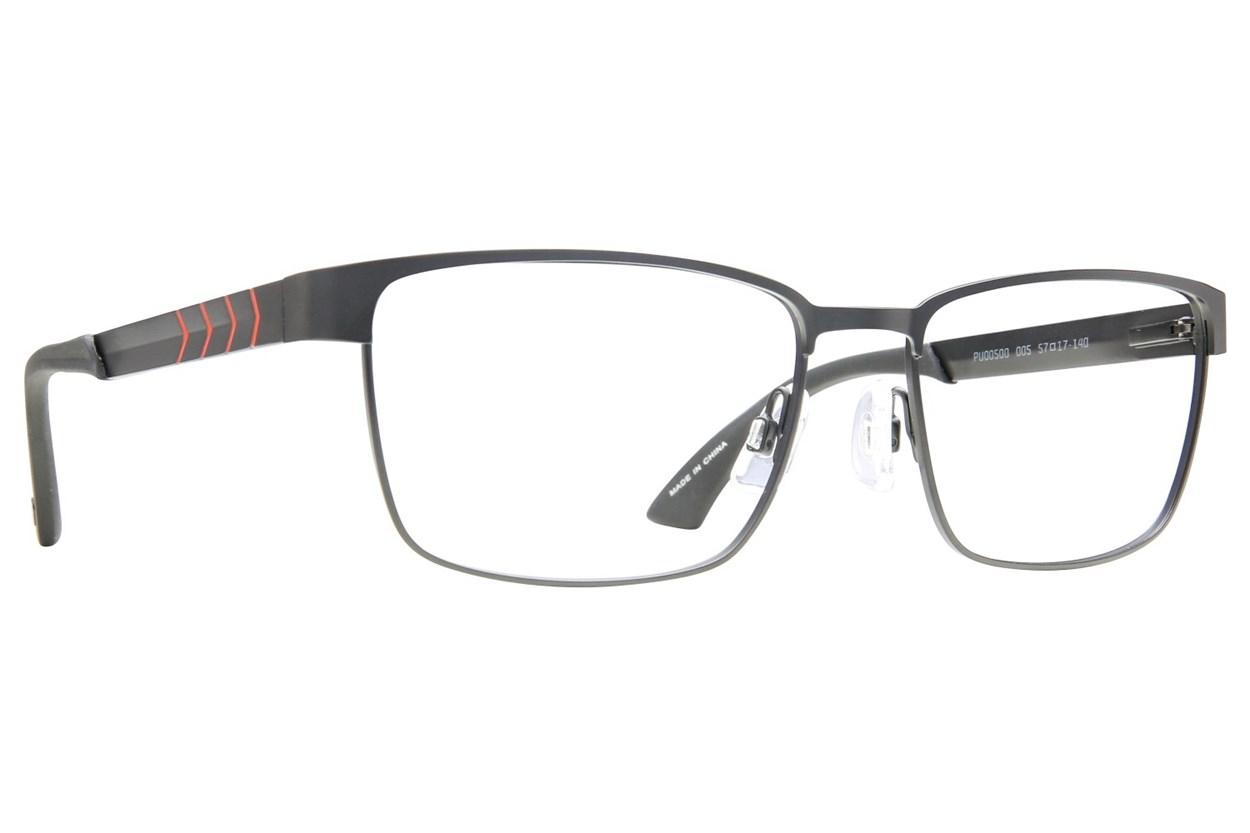 Puma PU0050O Eyeglasses - Black