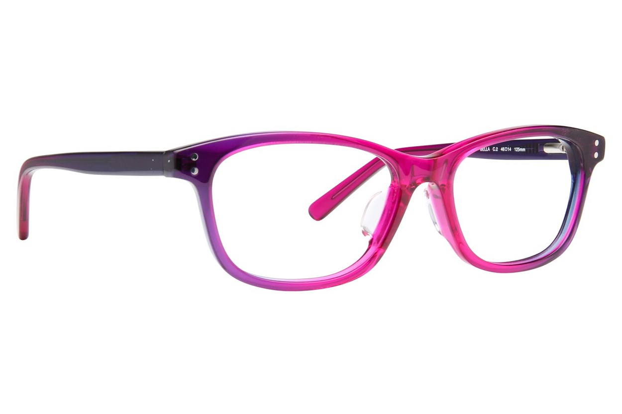 TC Charton Bella Eyeglasses - Purple