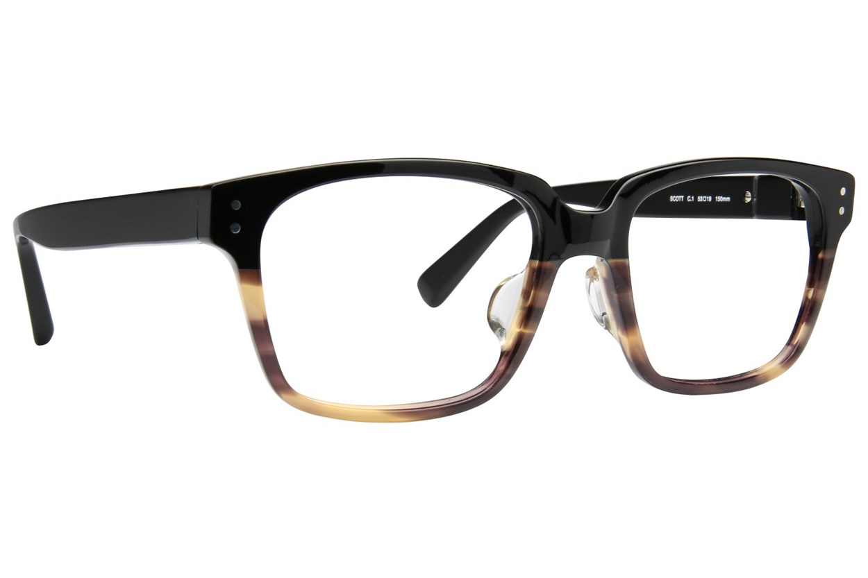 TC Charton Scott Eyeglasses - Brown