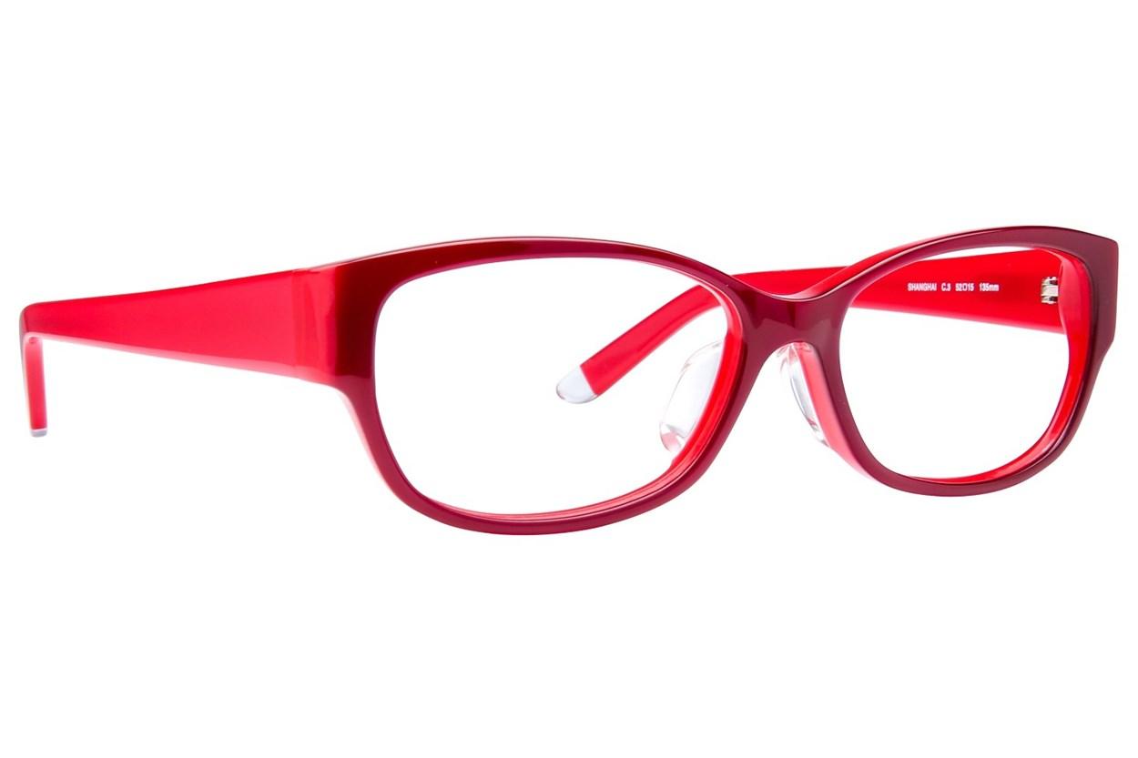 TC-Fit Shanghai Eyeglasses - Purple