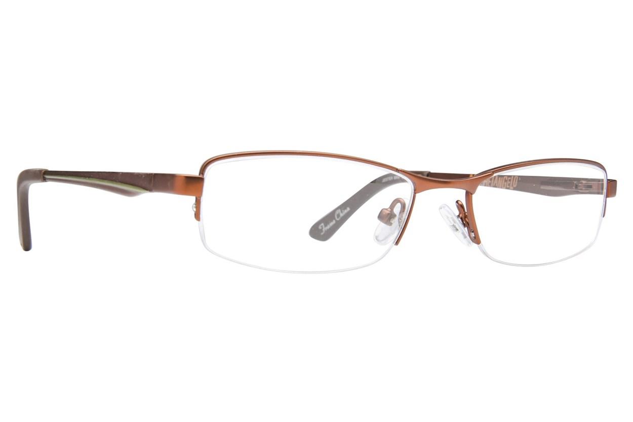 Nickelodeon Teenage Mutant Ninja Turtles Jester Eyeglasses - Brown