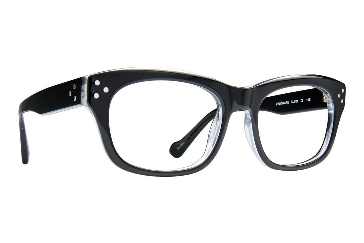 Randy Jackson RJ X118 Eyeglasses - Black
