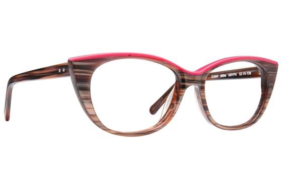 Colors In Optics Millie Eyeglasses - Brown