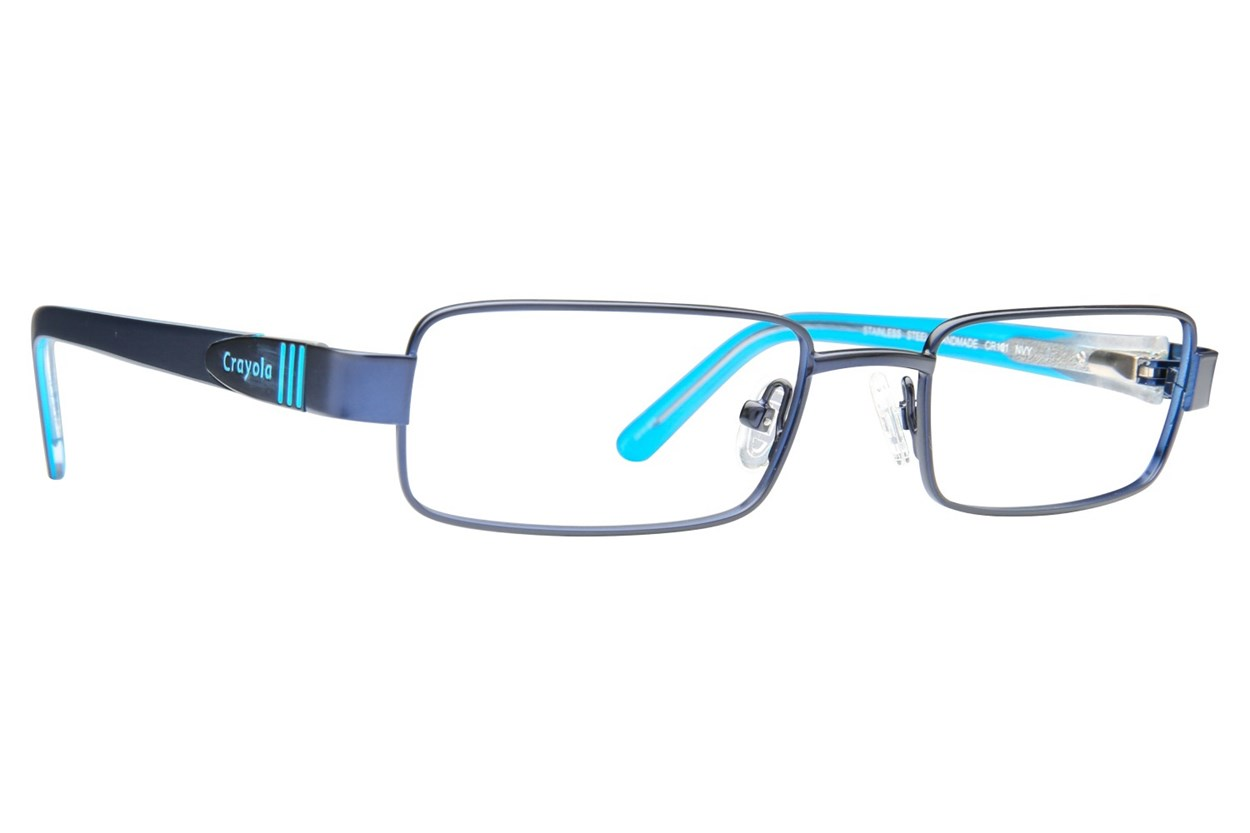 Crayola CR101 Eyeglasses - Blue