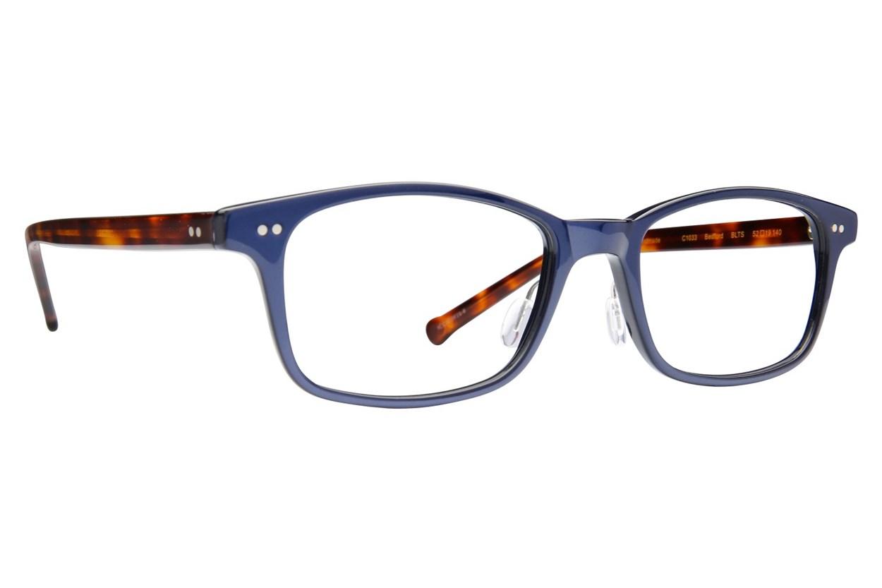 Colors In Optics Bedford Eyeglasses - Blue