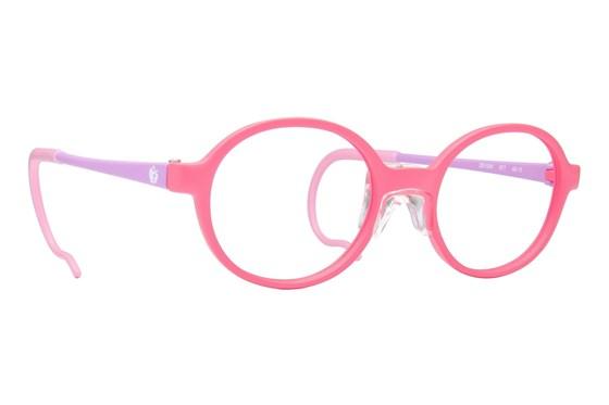 Zoobug ZB1009 Eyeglasses - Orange