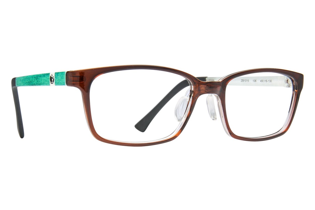 Zoobug ZB1015 Eyeglasses - Tortoise
