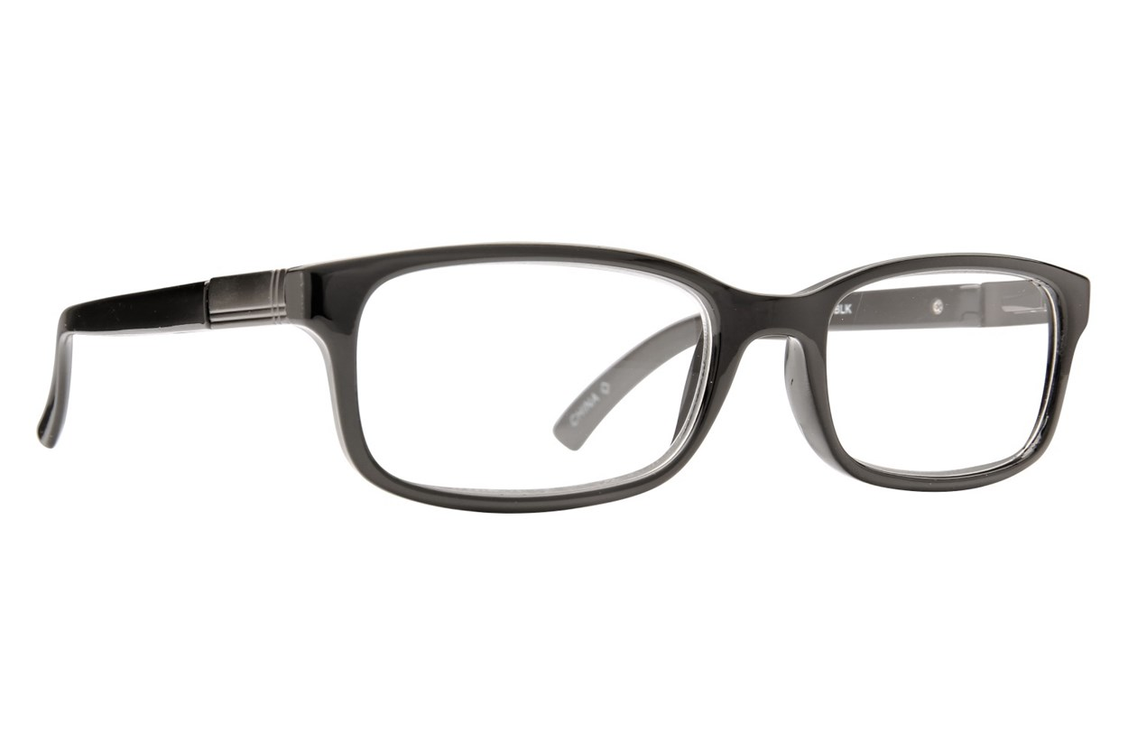 Foster Grant Boston Reading Glasses  - Black
