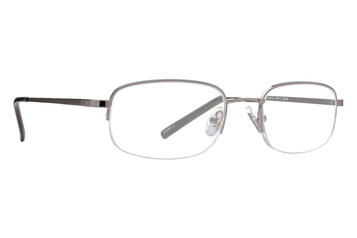 Foster Grant HF11 Reading Glasses  - Gray