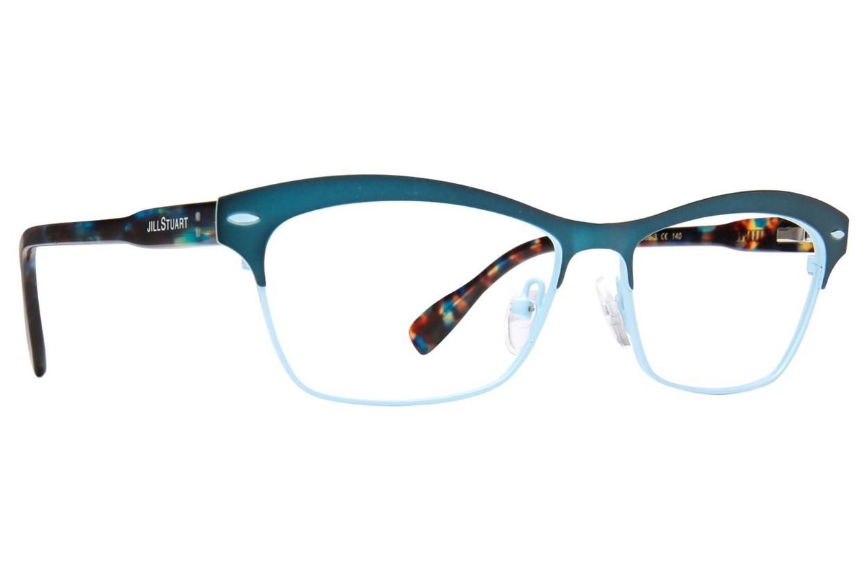 Jill Stuart JS 339 Eyeglasses - Turquoise