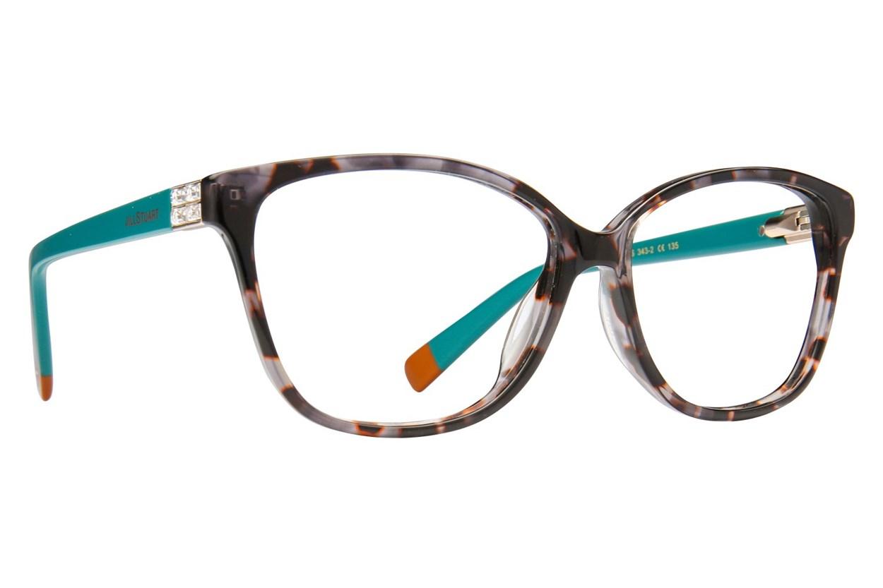 Jill Stuart JS 343 Eyeglasses - Gray