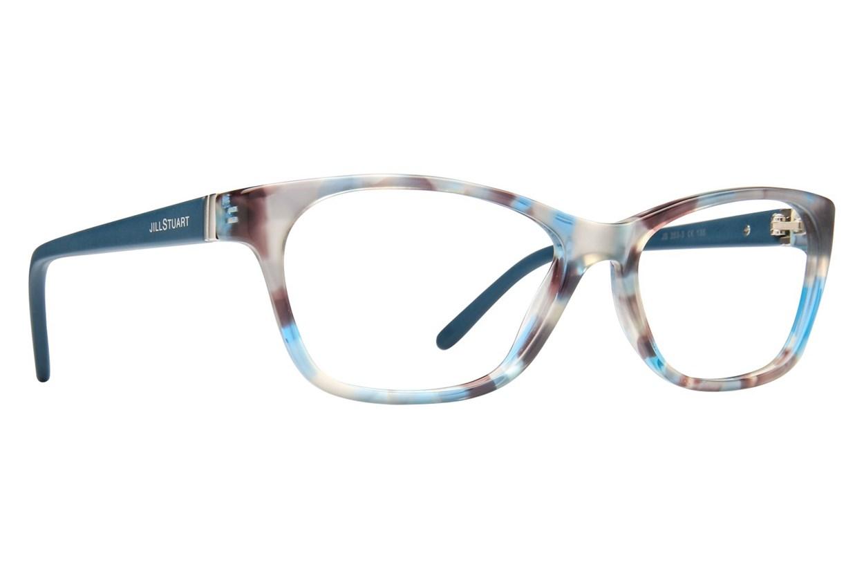 Jill Stuart JS 353 Eyeglasses - Blue