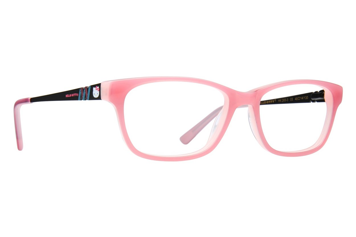 Hello Kitty HK265 Eyeglasses - Pink