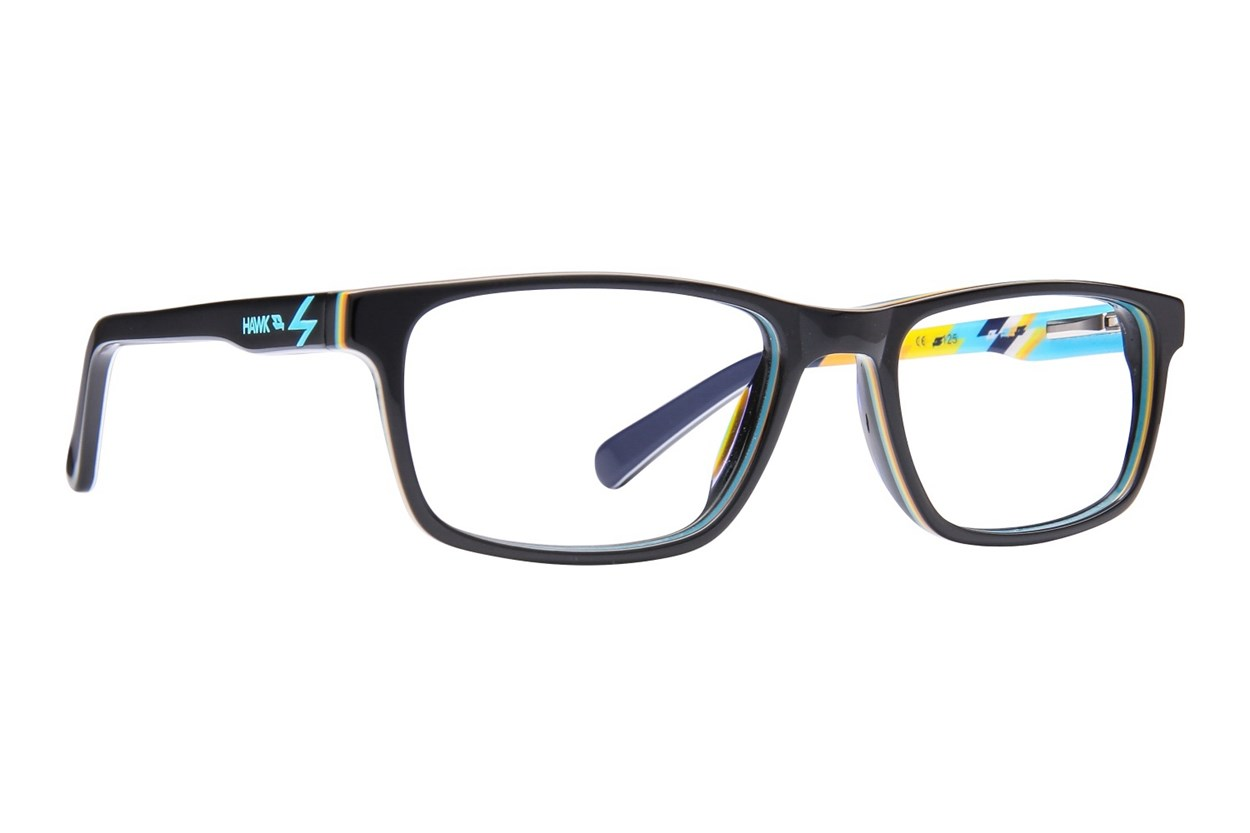 Tony Hawk Kids THK 1 Eyeglasses - Black