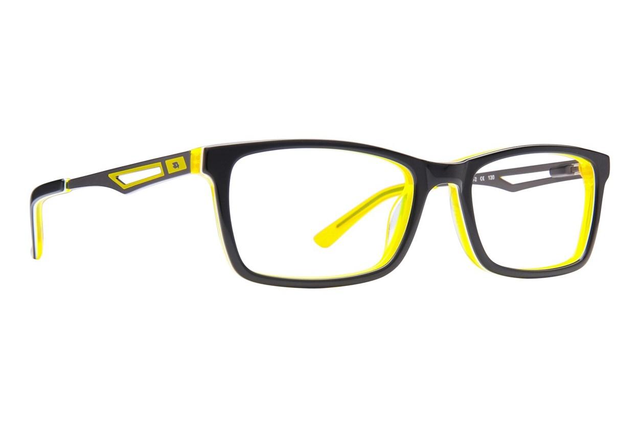 Tony Hawk Kids THK 3 Eyeglasses - Black