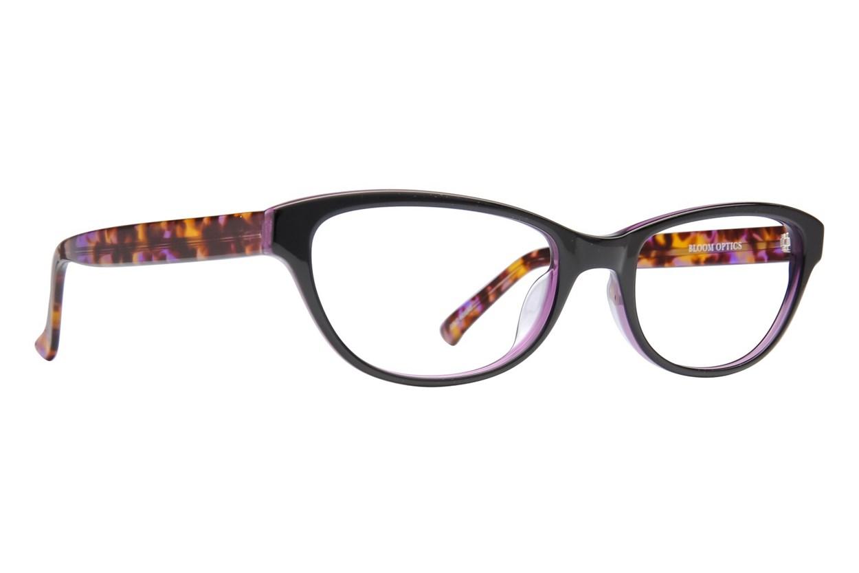 Bloom Optics Petite Charlotte Eyeglasses - Black