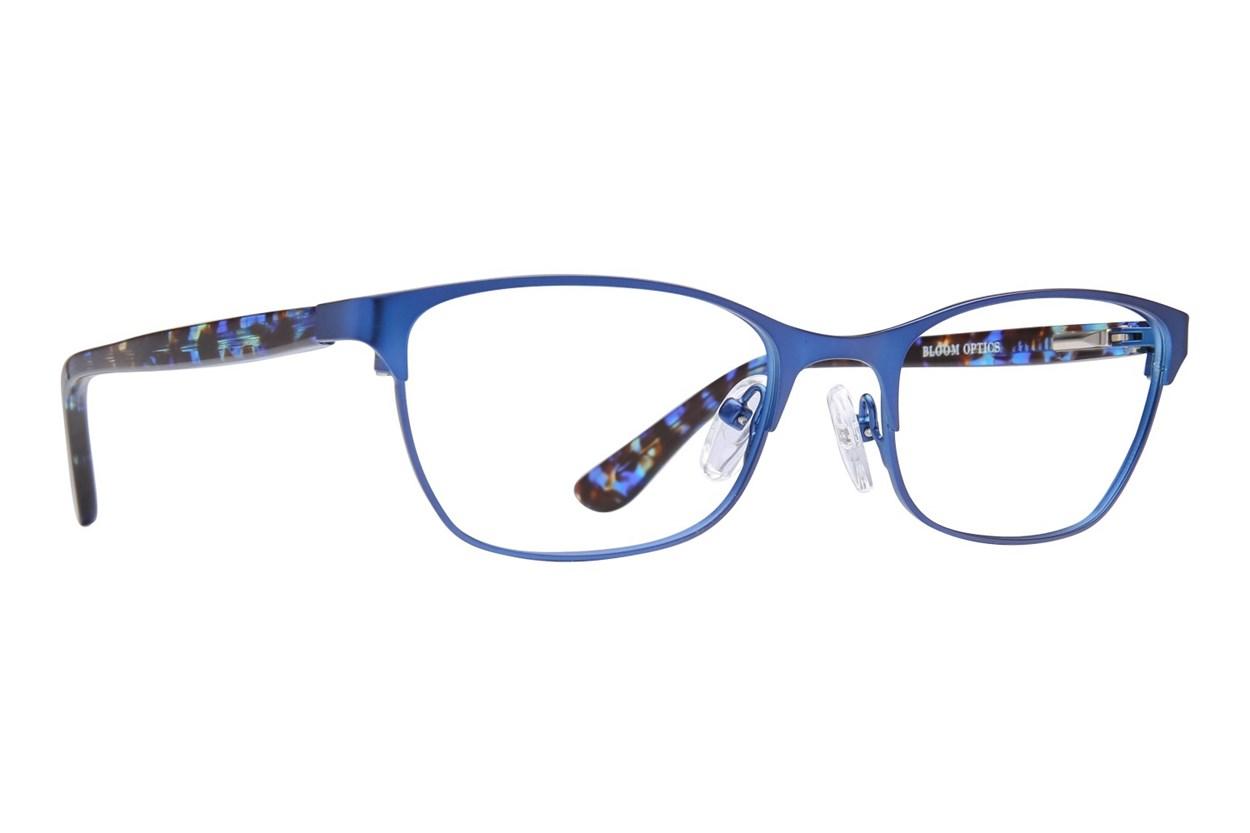 Bloom Optics Petite Jada Eyeglasses - Blue