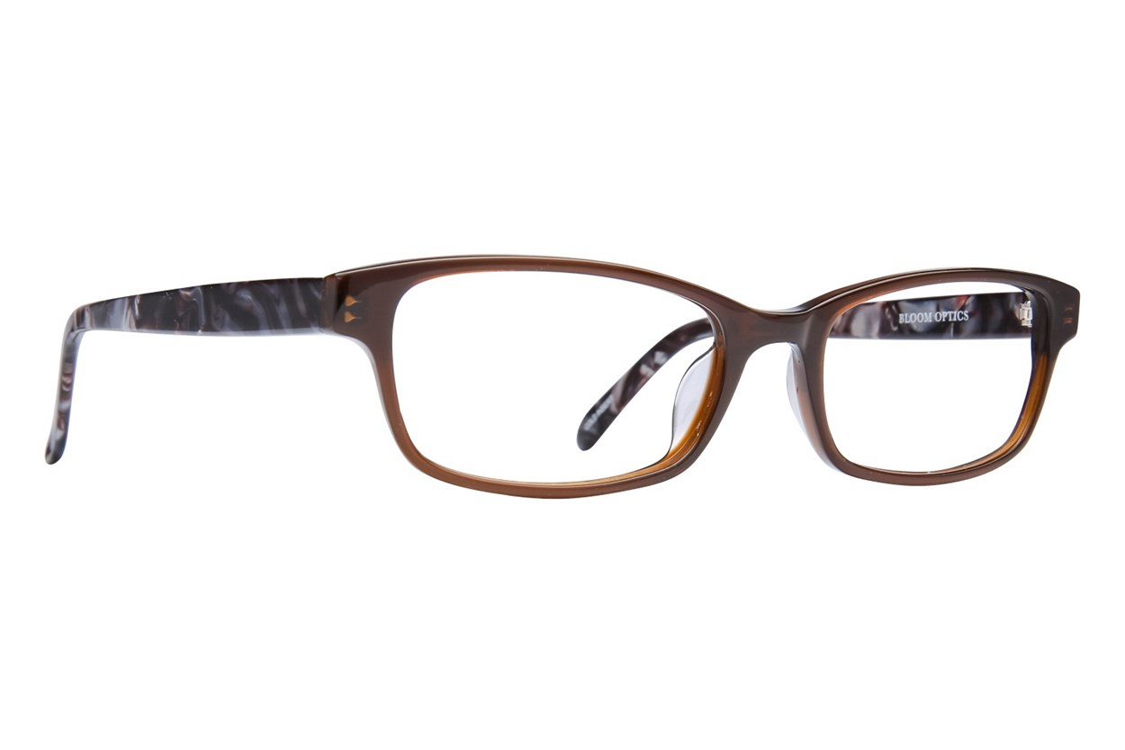Bloom Optics Petite Paula Eyeglasses - Brown