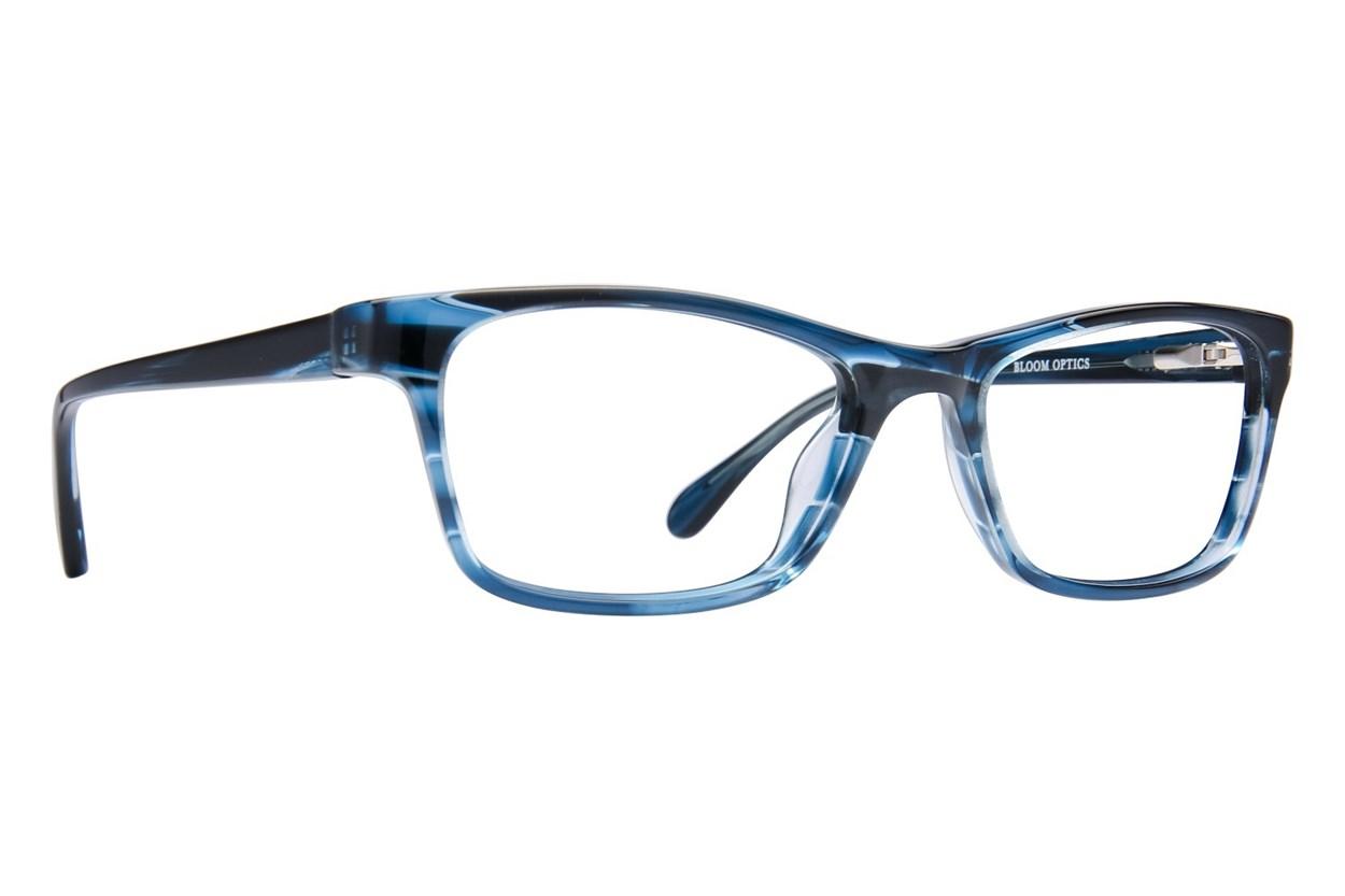 Bloom Optics Petite Sarah Eyeglasses - Blue