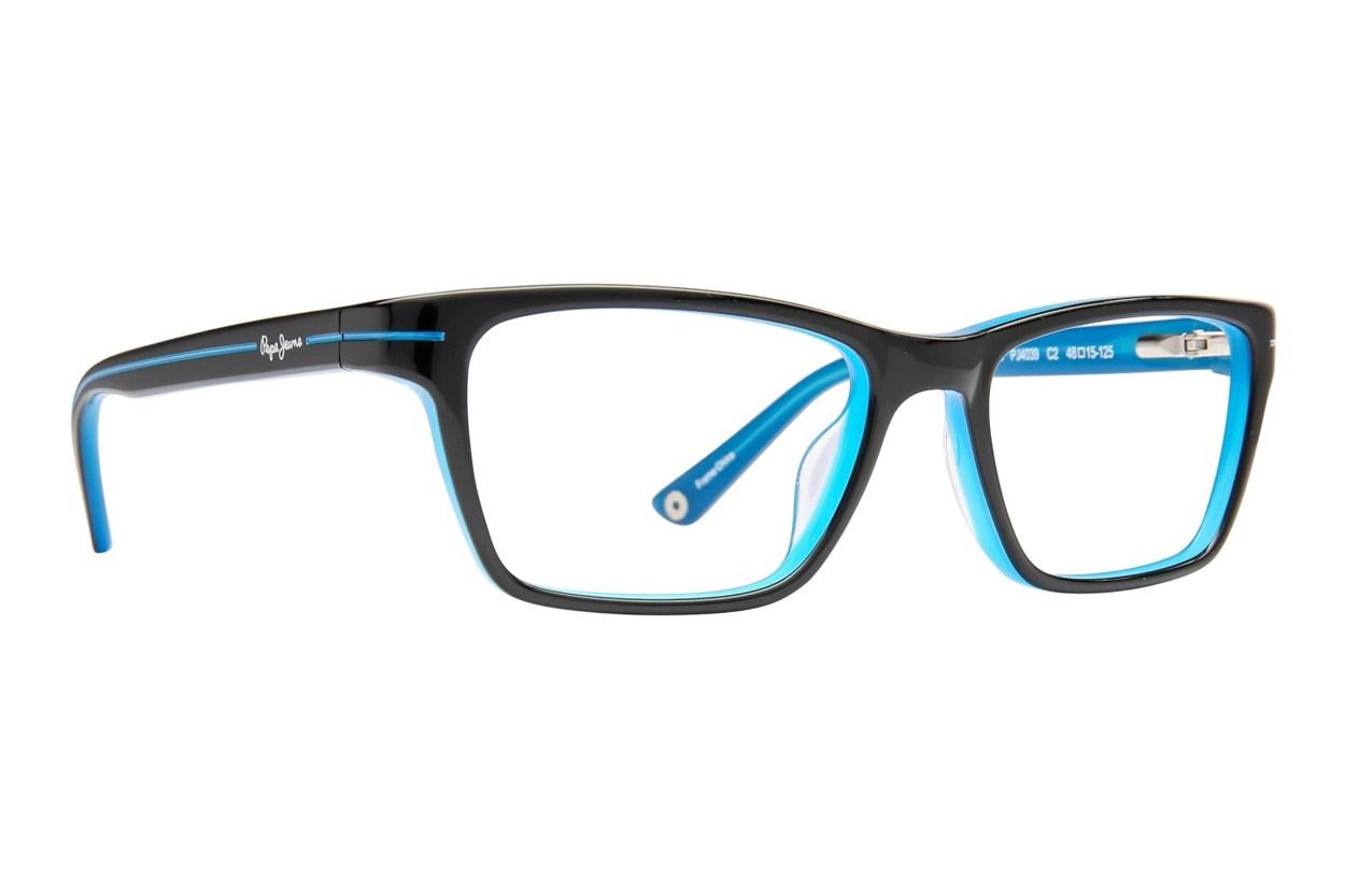 Pepe Jeans Kids PJ4039 Eyeglasses - Black