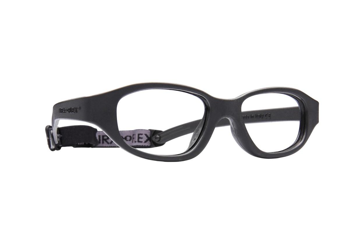 Miraflex Eva (7-10 Yrs) Eyeglasses - Black