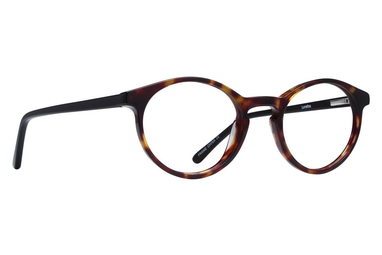 Lunettos Charlie Eyeglasses - Tortoise