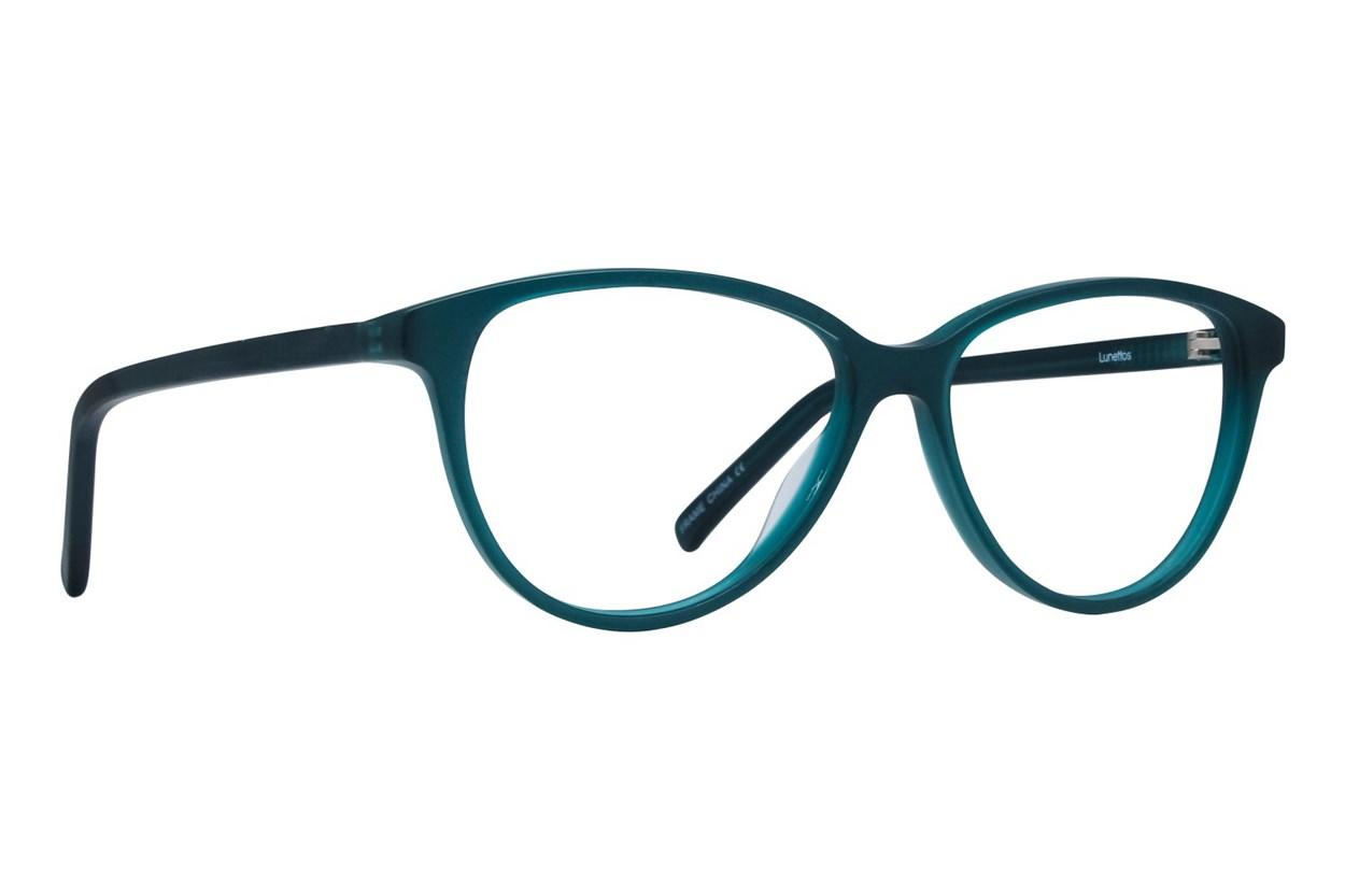 Lunettos Hannah Eyeglasses - Blue