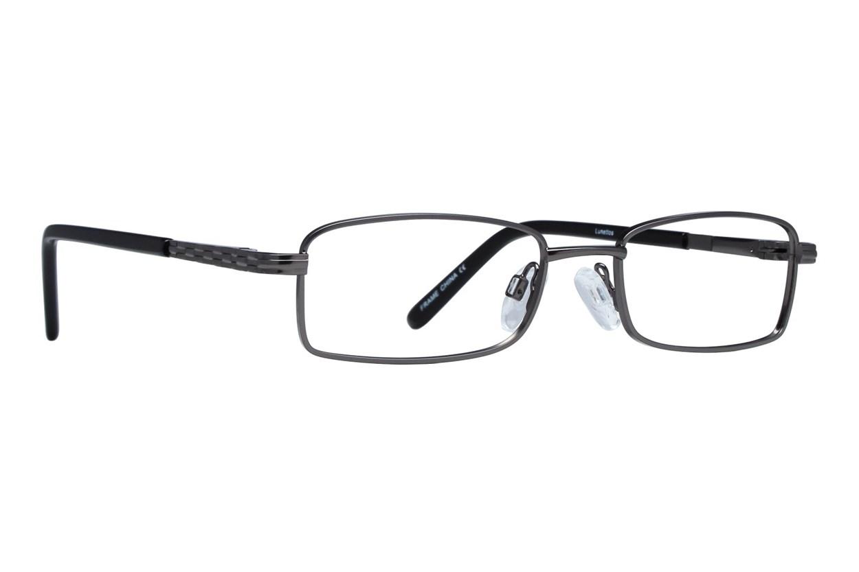 Lunettos Harley Eyeglasses - Black